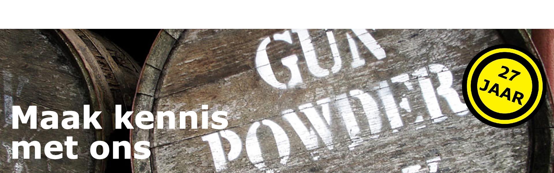 Gunpowder. Communicatie- en mediaproducties.
