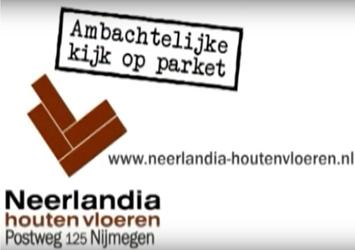 TV commercial Neerlandia Houtenvloeren